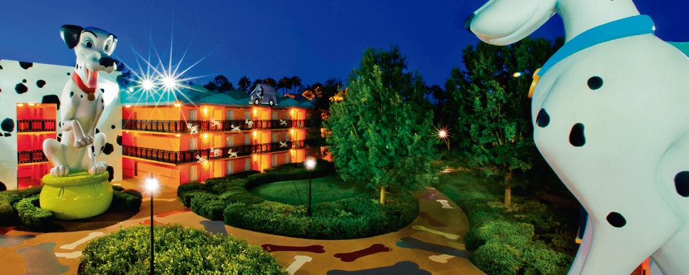 Hoteles en DISNEY